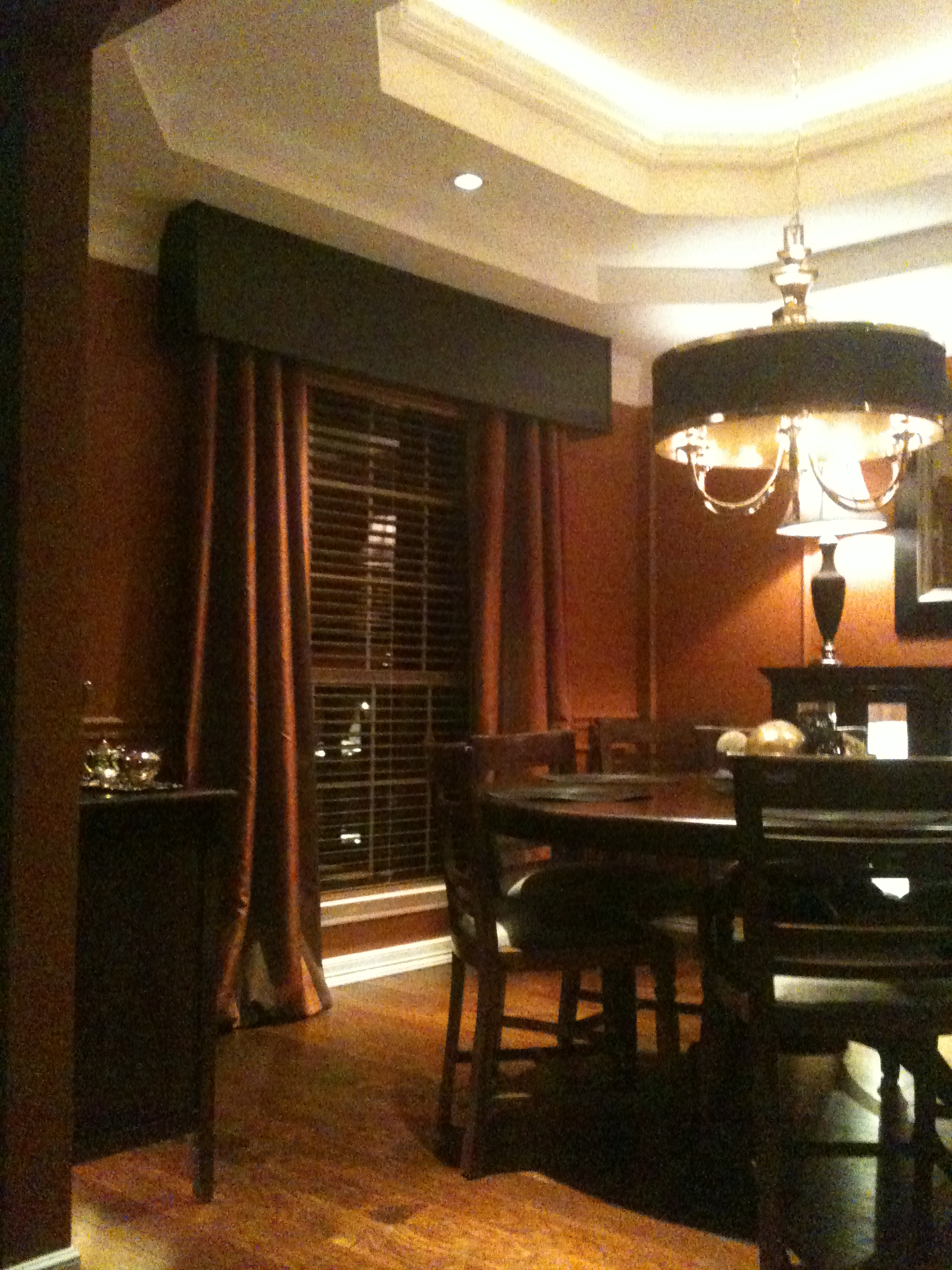 Dining room remodel austin total home care for W austin in room dining menu